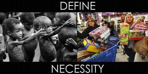 define necesidad