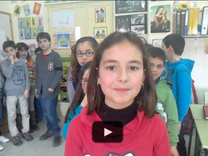 Video de Felicitación de los alumnos a sus Papás