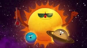 story bots sistema solar
